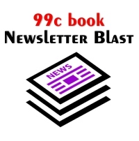 Newsletter blasts for 99c books