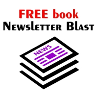 Newsletter blasts for FREE books