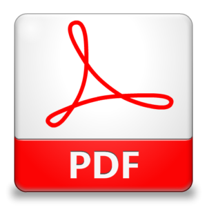 Book formatting - print On Demand (POD) publishers require books to be provided in PDF format