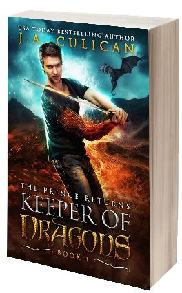 Keeper of Dragons, The Prince Returns