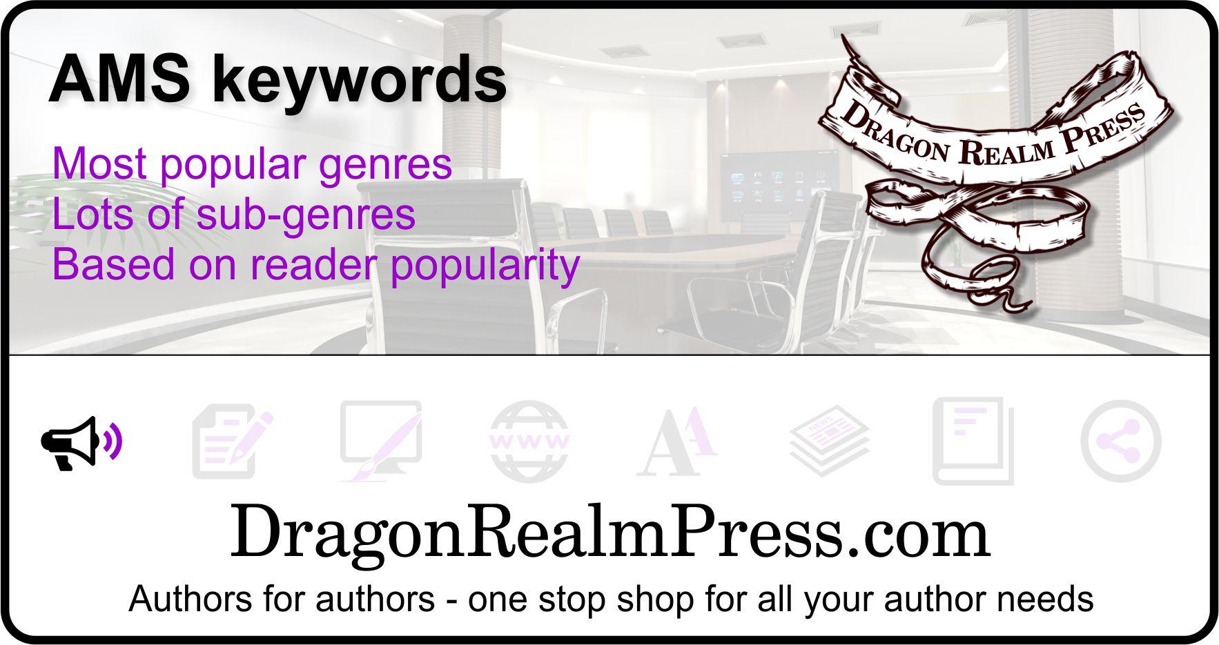 Ams keywords list dragon realm press ams keywords list fandeluxe Choice Image