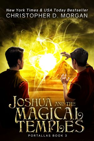Joshua and the Magical Temples