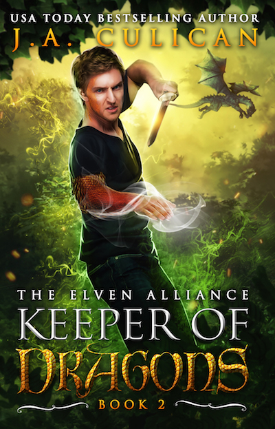 Keeper of Dragons, The Elven Alliance