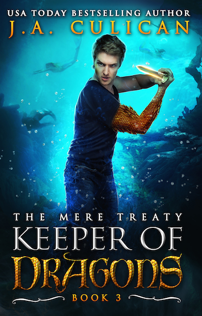 Keeper of Dragons, The Mere Treaty